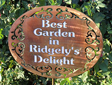photo of best garden sign